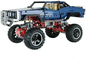 Конструктор Lepin Technics 20011 Монстр Трак 4x4 Crawler - Technic 41999